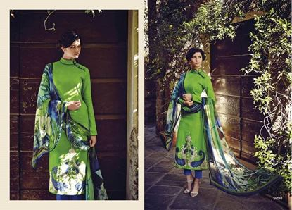 Picture of BAHNI Eco Green & Blue