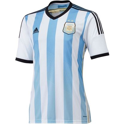 Picture of Argentina World Cup 2014 Home Jersey