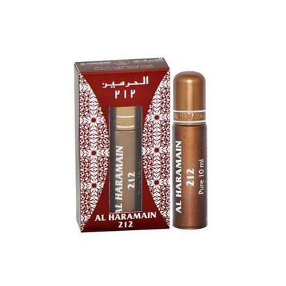 Picture of Al Haramain 212 Perfume Attar Oil 10Ml.