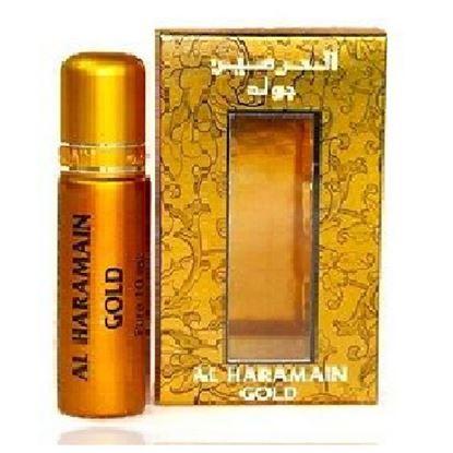 Picture of Al Haramain Gold Perfume Attar Oil 10Ml.