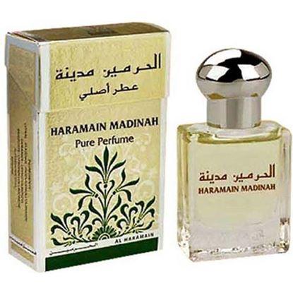 Picture of Al Haramain Madinah Perfume Attar Oil 15Ml.