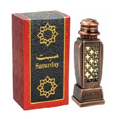 Picture of Al Haramain Saturday Perfume Attar Oil 15Ml.