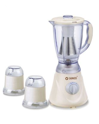 Picture of  Shimizu Shimizu SM-900A 1.8L Blender - White and Blue