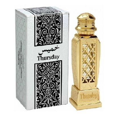 Picture of Al Haramain Thursday Perfume Attar Oil 15Ml.