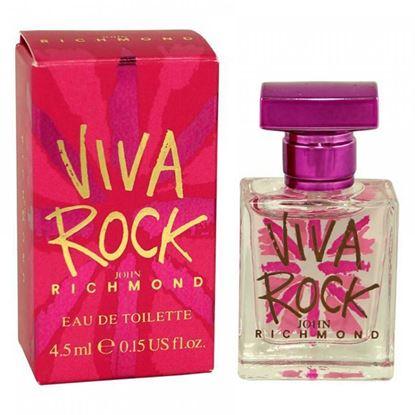 Picture of JOHN RICHMOND VIVA ROCK Perfume for Women - 4.5 ml EDT