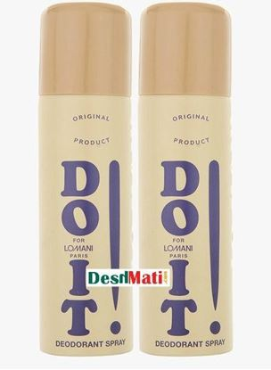 Picture of Just do it for Lomani Deodorant Body Spray