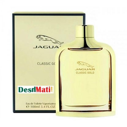 Picture of Jaguar Classic Gold for Men 100ml.