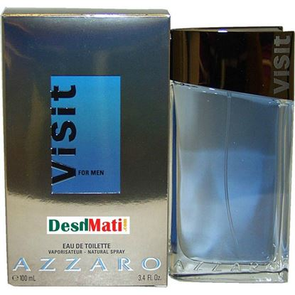 Picture of Azzaro Visit Perfume for Men, 100ml