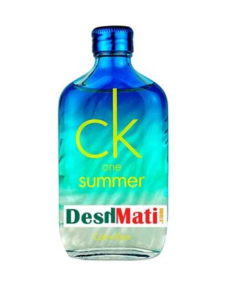 Picture of Calvin Klein One Summer 2015 EDT for Men and Women - 100ml