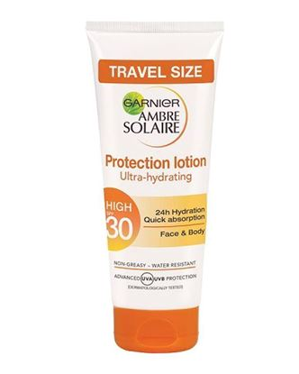 Picture of Garnier Ambre Solaire Protection Lotion with High SPF 30 - 50ml