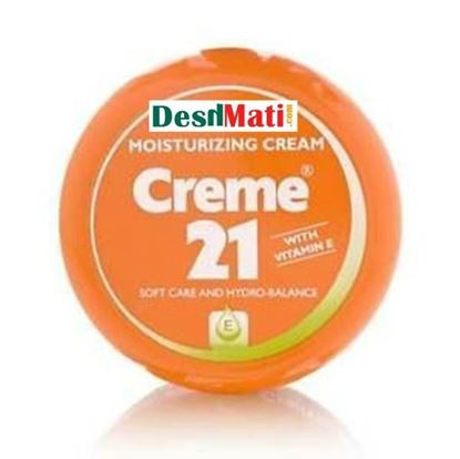 Picture of Creme 21 Moisturizing Day Cream With Vitamin E 150ml Germany