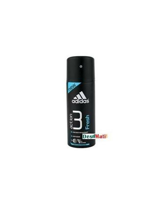 Picture of Adidas Action 3 Dry Max Fresh Deo Spray for Men - 150ml