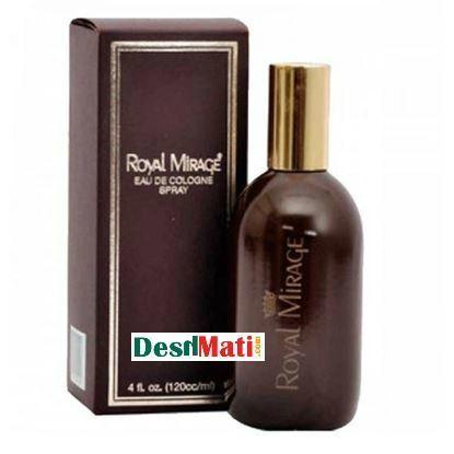 Picture of Royal Mirage Eau De Cologne Spray Perfume for Men, 100ml