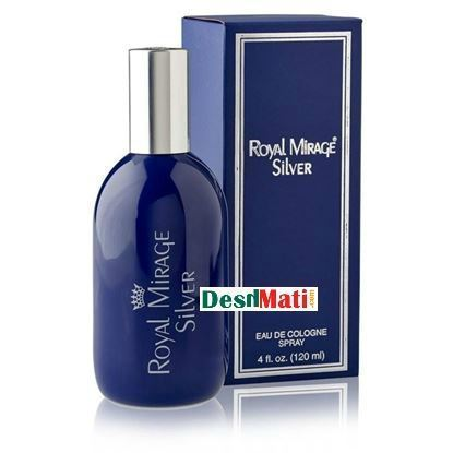 Picture of Royal Mirage Silver Perfume