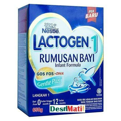 lactogen 1 how to prepare