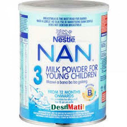Picture of Nestle NAN Infant Formula Stage 3, 1.8kg