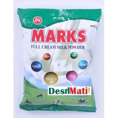 Picture of MARKS Milk Powder Poly 500 gm.