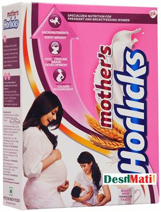 Picture of Mother's Horlicks Original 500 gm. Refill