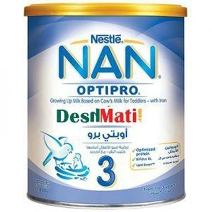 Picture of Nestle Nan 3 Optipro 800gm.