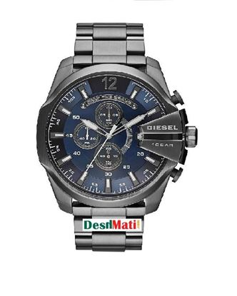 Picture of DIESEL Stainless Steel Quartz Chronograph Watch for Men - Black