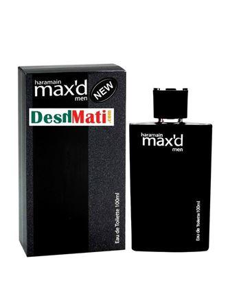 Picture of Al Haramain Haramain Max'D Men Spray 100Ml