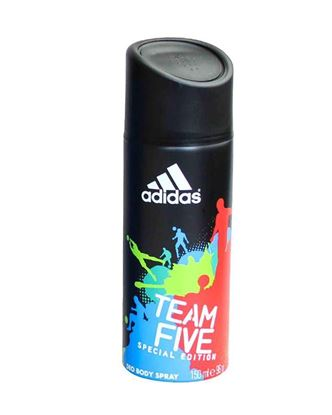 Picture of Adidas Team Five Limited Edition Deo Spray for Men - 150ml