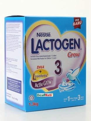 Picture of Nestle Lactogen Grow Stage 3 (1.3kg)