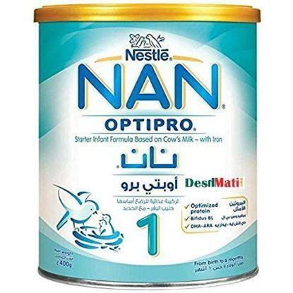 Picture of Nestle Nan Optipro 1 (0-6M) - 400g