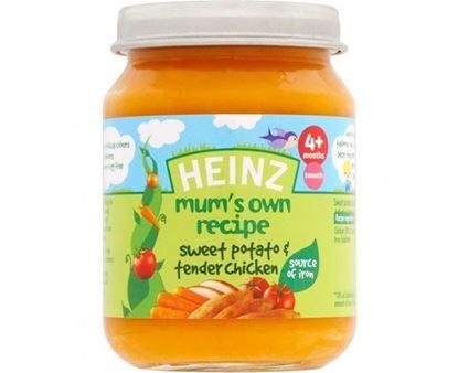 Picture of Heinz Mum's Recipe Sweet Potato & Tender Chicken (128g)