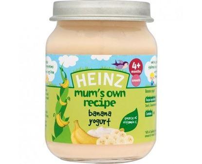 Picture of Heinz Mum's Recipe Banana Yogurt (128g)