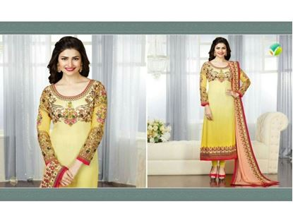 Picture of Vinay Fashion Process Yellow & Gold Ochre