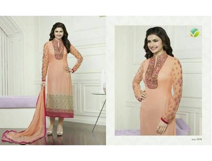 Picture of Copy of Vinay Fashion ‍Salmon pink