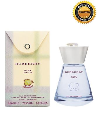 Picture of Burberry Baby Touch EDT S.Alcool Perfume for Women - 100ml