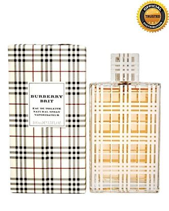 Picture of Burberry Brit Woman EDT Perfume for Women - 100ml