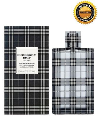 Picture of Burberry Brit For Men EDT Perfume for Men - 100ml