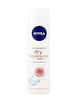 Picture of Nivea Body Spray Dry Comfort Plu For Women - 150ml