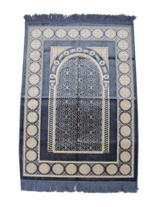 Picture of Muslim Prayer Janamaz Turky- LightStateGray