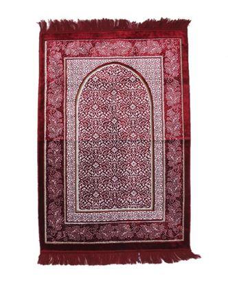 Picture of Muslim Prayer Janamaz With 5 years Guaranty - Magenta