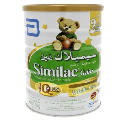 Picture of Similac -2 Follow-on infant formula Baby Milk-900gm.