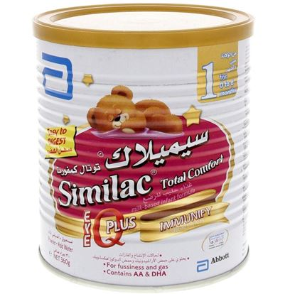 Picture of Similac 1 Milk Powder(0-6 Month Baby) 350gm