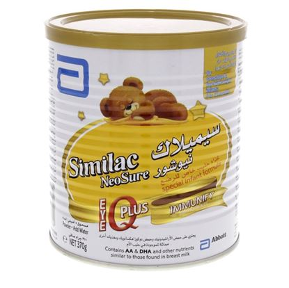 Picture of Similac Baby Milk from 0 To 12 Months 370 GM