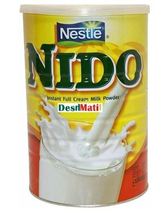 Picture of Nestle NIDO Fortified Full Cream Milk Powder 900 gm.