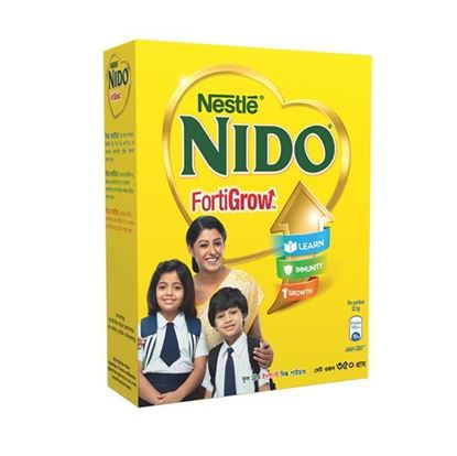 Picture of Nestle NIDO FortiGrow Milk Powder Bib - 350g