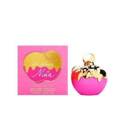 Picture of Nina Ricci Les Delices De Nina EDT for Women - 75 ml
