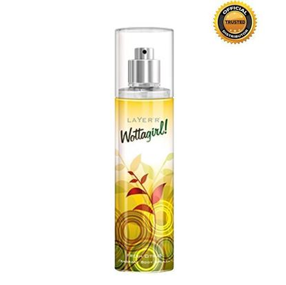 Picture of Layer'r Fresh Citrus Body Spray for Women - 135ML