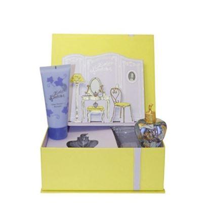 Picture of Lolita Lempicka 100ml EDP and 100ml Velvet Cream Set for Women