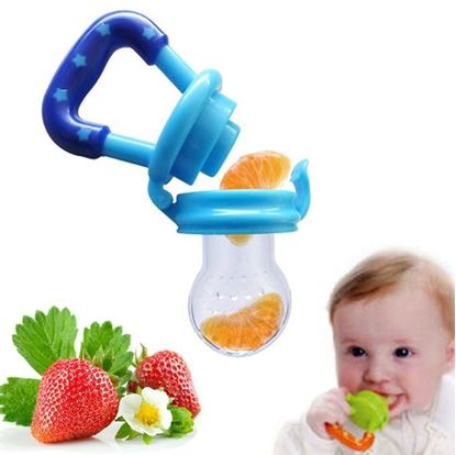 Picture of Baby Market Baby Fresh Food Feeder Nipple Pacifier -1pc