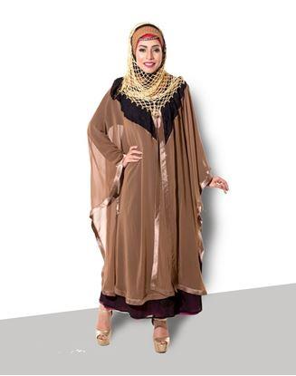 Picture of Raka Fashion Exclusive Women's Irani Abaya