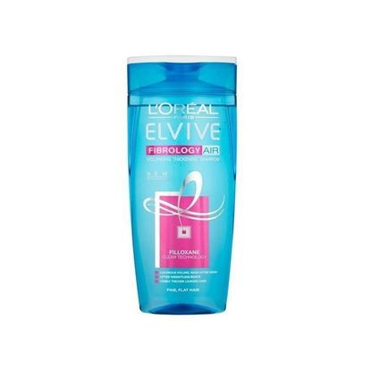 Picture of Loreal Elvive Fibrology Air Volumising Thickening Shampoo - 400ml