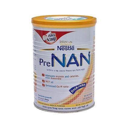 Picture of Nestle Pre NAN Tin - 400g